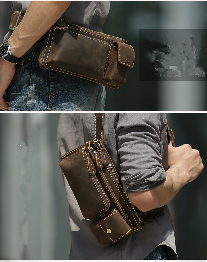 bag cow leather