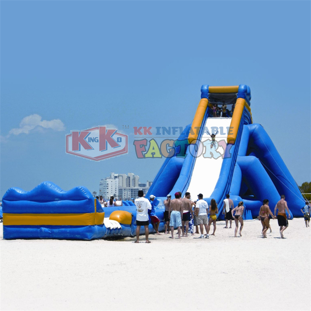 giant inflatable commercial inflatable water China Inflatable Water Park slide suppliers