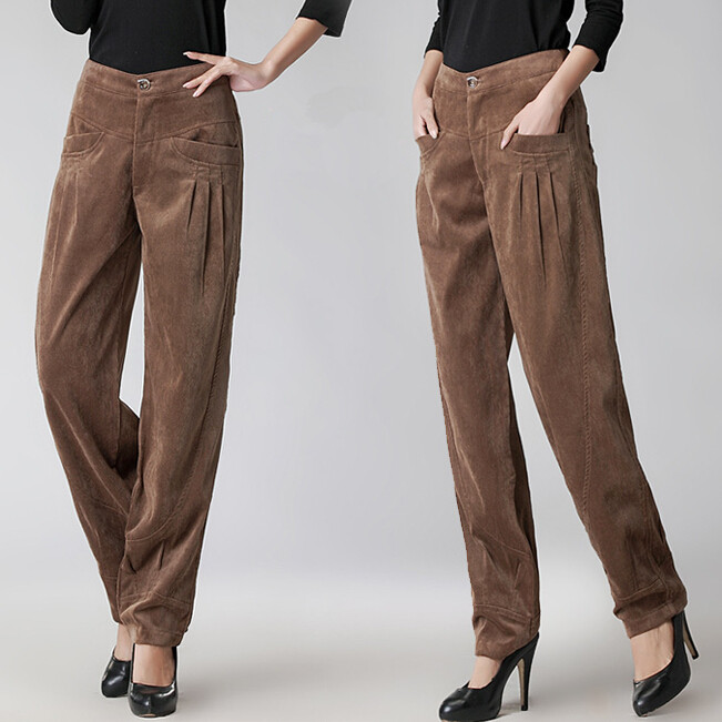 Popular Wide Leg Corduroy Pants-Buy Cheap Wide Leg Corduroy Pants