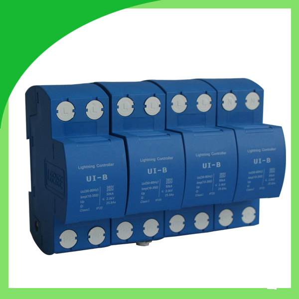 UI-B 385V 50ka 4pole Surge Absorber Surge Suppressor Lightning Surge Protector коляски 3 в 1 chicco trio i move top 3 в 1