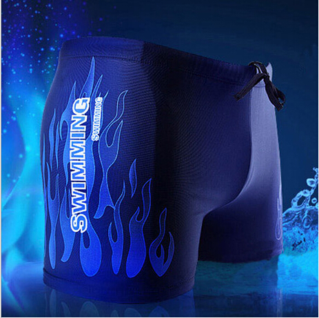 2014 Free shipping Swimwear Mens sharkskin mens swimming  trunks Sport shorts classic men swimwear