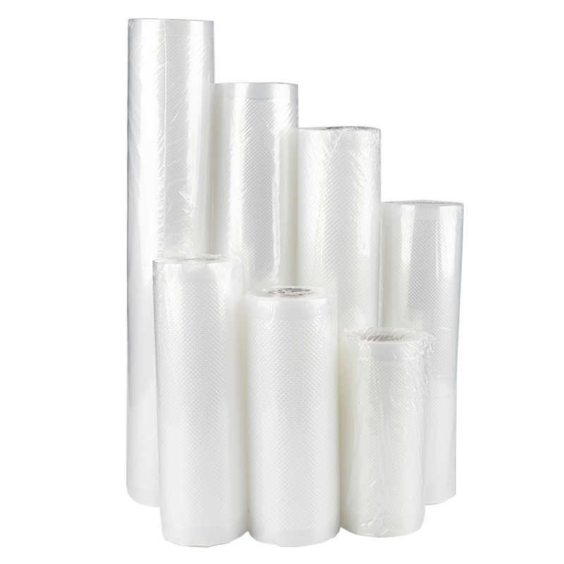 WOMSI 220V/110V Household Food Vacuum Sealer Packaging Machine Film Sealer Vacuum Packer Including 15Pcs bags free