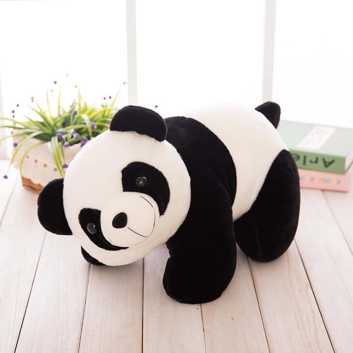 Regalo de cumpleaños de los niños de la muñeca del juguete de la felpa encantadora de 1pcs Panda