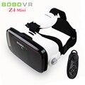 БОБО VR Z4 Мини Виртуальная Реальность Очки Шлем Vrbox VR Гарнитуры Мобильного 3D Ванная Домашний Кинотеатр для 4.7-6 смартфон + Контроллер