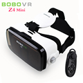 BOBO VR Z4 Mini Virtual Reality Glasses Helmet Vrbox VR Headset Mobile 3D Private Home Theater for 4.7-6 Smartphone+Controller