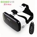 Bobo vrbox z4 mini capacete óculos de realidade virtual vr vr fone de ouvido móvel 3d home theater privada para 4.7-6 smartphone + controlador