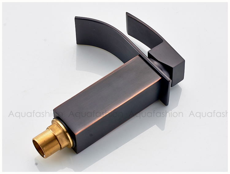 black chrome golden bathroom faucet (24)