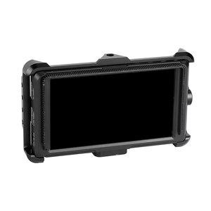 Image 5 - CAMVATE モニターケージブラケット最適 F5 オンカメラモニター C2133