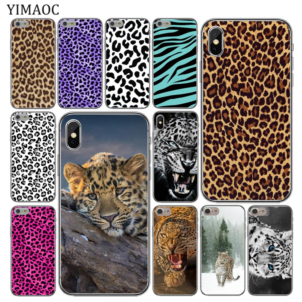 iphone xs max leopard case