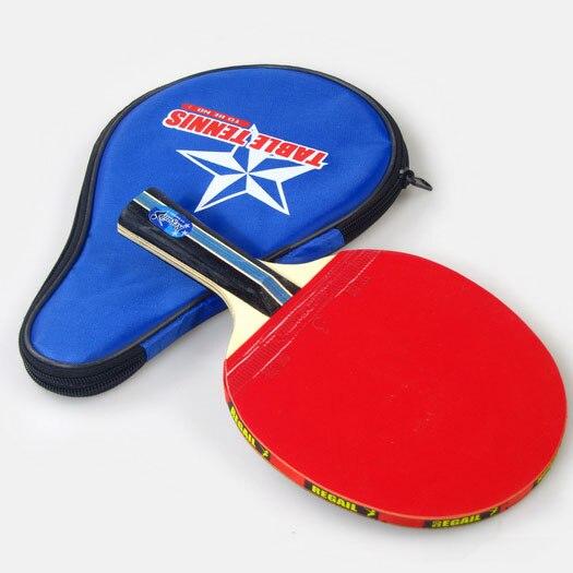1pc Table Tennis Bat Racket Pimples Out Horizontal Grip Training Dhs Skyline Sponge Rubber Original