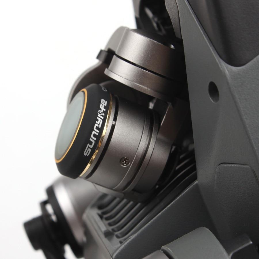 Sunnylife DJI Mavic Pro Camera Lens ND4 CPL MCUV ND8 ND16 ND32 Filter for DJI Mavic Pro Accessories sunnylife dji spark gimbal camera lens filter combo nd4 nd8 nd16 nd32 mcuv cpl for hd clear lens filte for dji spark drone