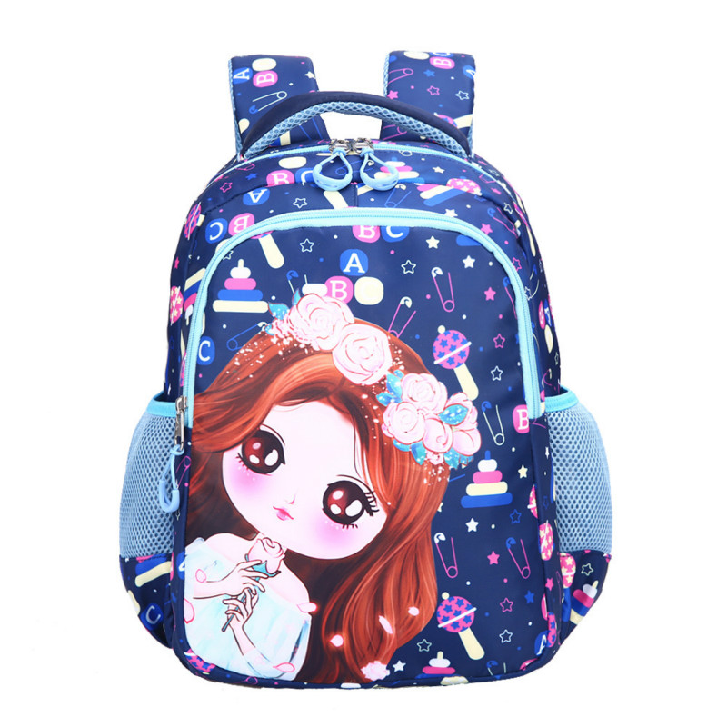Children School Bags Girls Kids Satchel Primary Orthopedic School Backpack Princess Backpack Schoolbag Kids Mochila Infantil