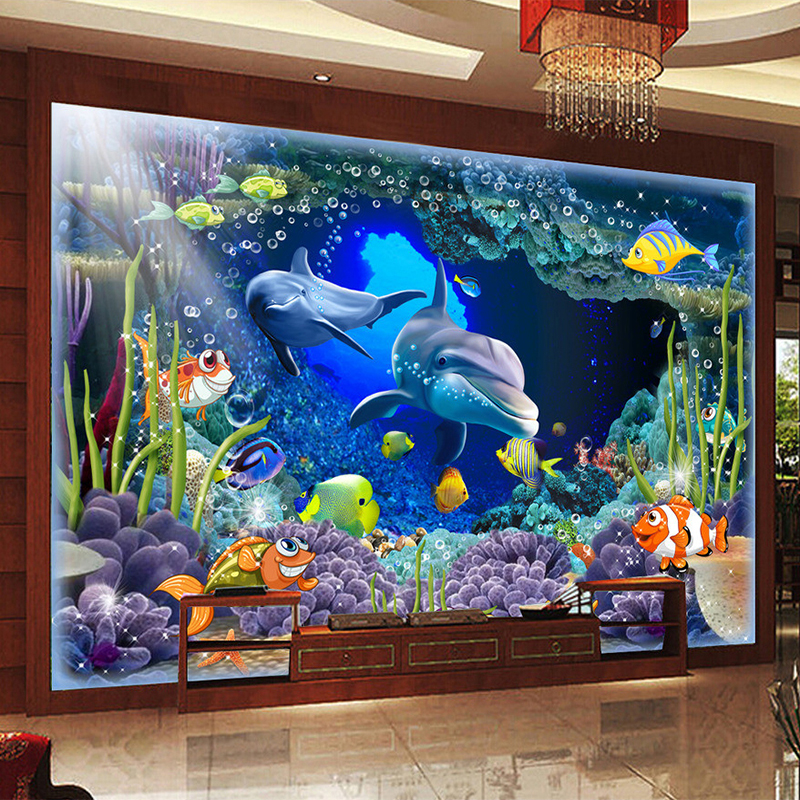 3d tv in fish - photo #40