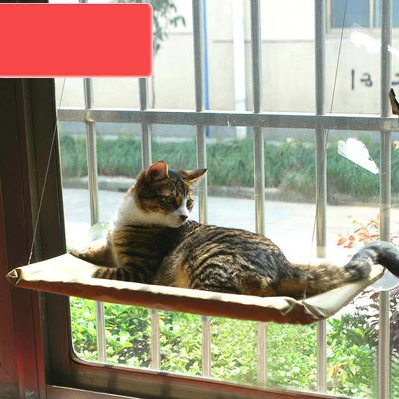 55 35cm cat basking window hammock perch cushion bed hanging shelf seat g01304 in cat toys from home  u0026 garden on aliexpress     alibaba group 55 35cm cat basking window hammock perch cushion bed hanging shelf      rh   aliexpress