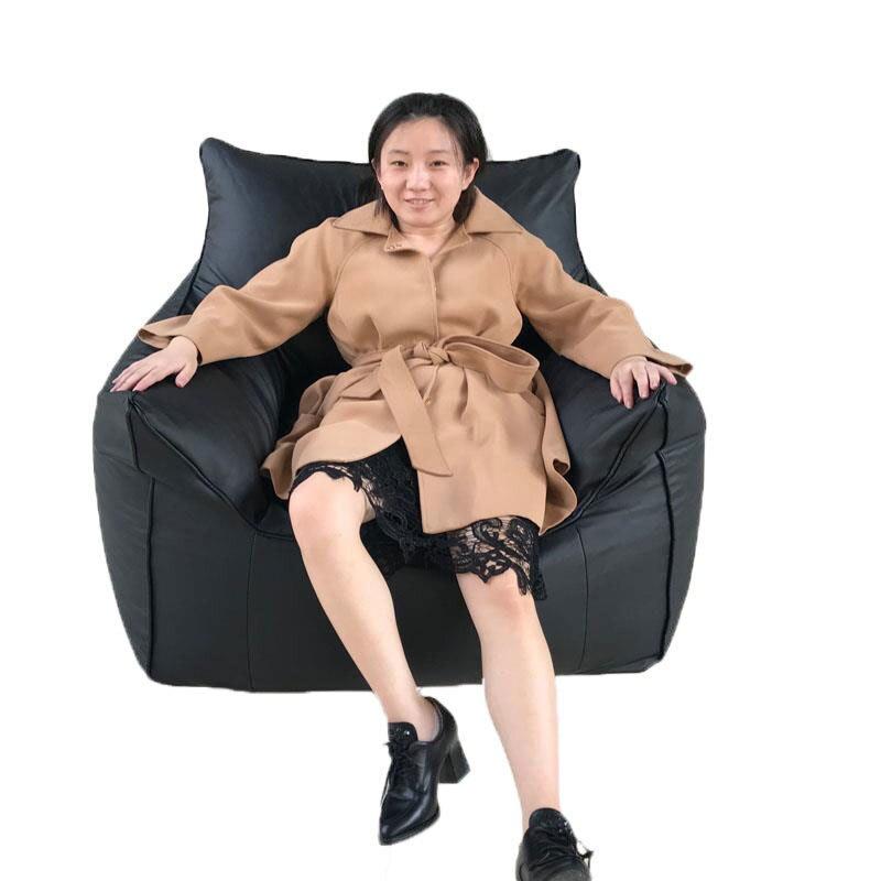 Poef Computer Poltrona Ouro Zitzak Copridivano Gold Cadir Boozled Totoro Kids Bed Cadeira Puff Asiento Chair Sofa Bean Bag
