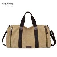 Nylon Travel Bag Large Capacity Men Hand Luggage Travel Bags Nylon Weekend Bags Women Multifunctional Travel Bags