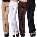 Модные женские брюки со средней талией  брюки большого размера xxxxl