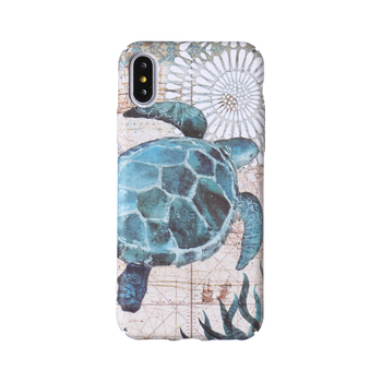iPhone X Case Sea Turtle