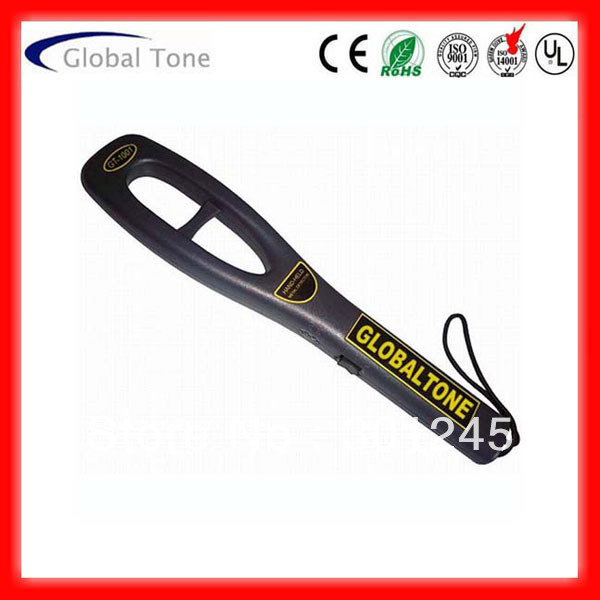 GT-1001 Hand-Held Metal Detector High Performance Factory Offer