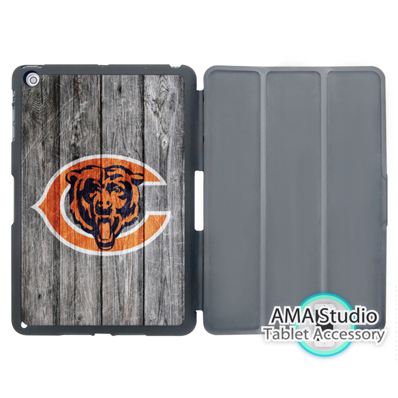 Chicago Bears Футбол Лиги чехол для Apple iPad Mini 1 2 3 4 Air Pro 9.7 10.5 12.9 2016 2017 a1822 Новый