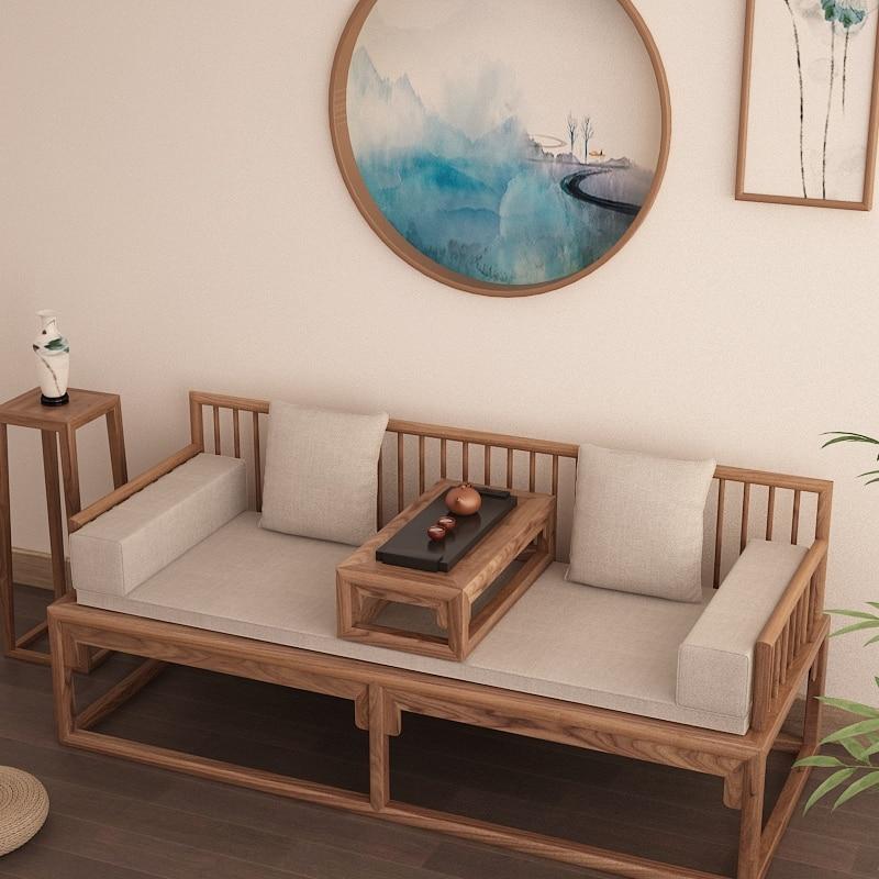 Muebles De Sala Sofa Bed Futon Koltuk Takimi Wood