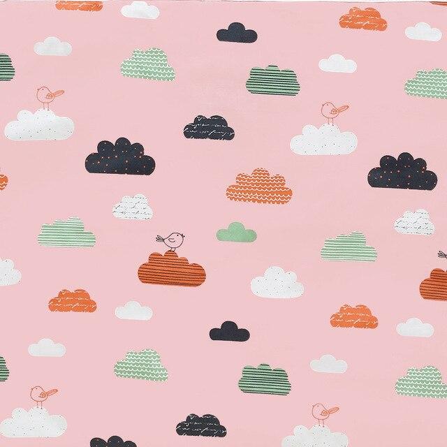 Пеленальный Коврик для младенцев, портативный складной моющийся Водонепроницаемый Матрас, коврик для путешествий, коврики, подушка, многоразовый матрас - Цвет: Красный
