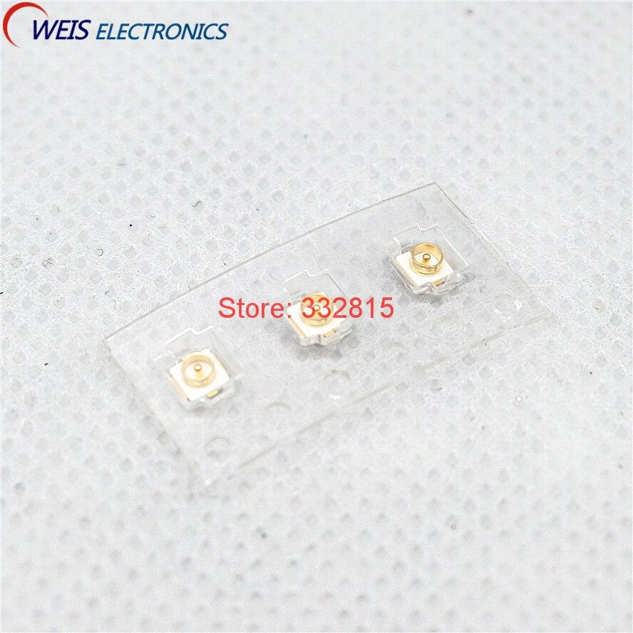 1000PCS U FL R SMT U FL socket IPEX IPX connectors RF Coaxial Connector Antenna Block