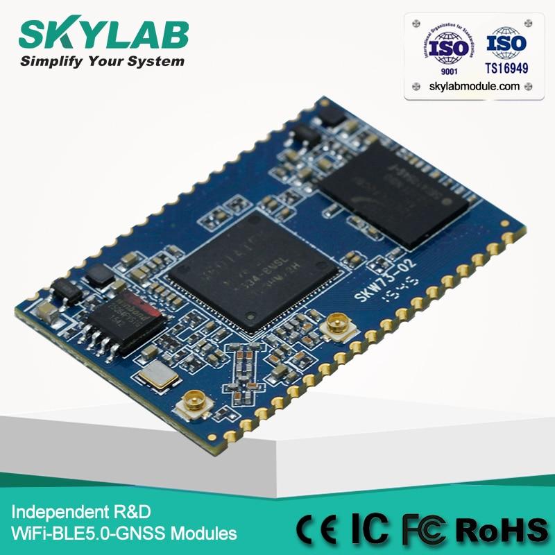 SKYLAB Ethernet Wifi Module SKW73 MT7620N Wifi Repeater WIFI Access Point