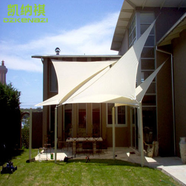 3 6 X 3 6 X 5 1 M Pcs Customized Shade Sail Combination Waterproof