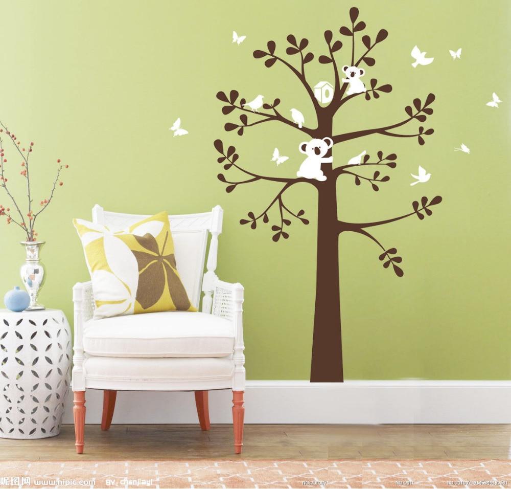 Pretty Nursery Butterfly Wall Art Ideas - The Wall Art Decorations ...
