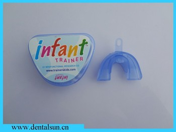 Infant Phase II Hard  Orthodontic Dental Trainer Appliance/ MRC Orthodontic Teeth Trainer Appliance