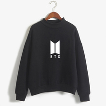 BTS (Bangtan Boys) Simple Emblem Sweater & Sweatshirt