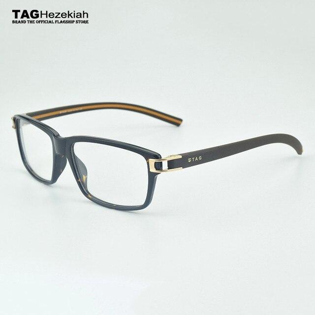 4bba77c3f 2018 نظارات إطار الرجال النساء الرجعية الأزياء العين إطارات النظارات للرجال  المطاط الطبيعي وصفة طبية قصر