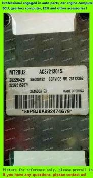 For car engine computer/MT20U MT20U2 MT22  ECU/Electronic Control Unit/CarPC/Hafei Luzun/28226428 AC37213015 MT20U2