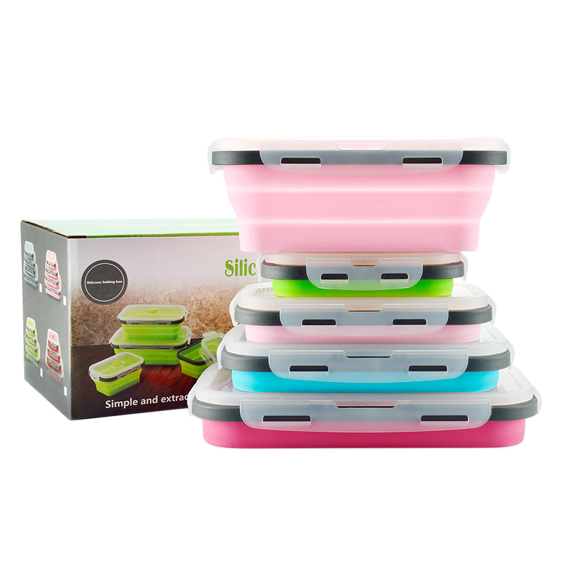 top 9 most popular silicon rectangle lunch box brands and
