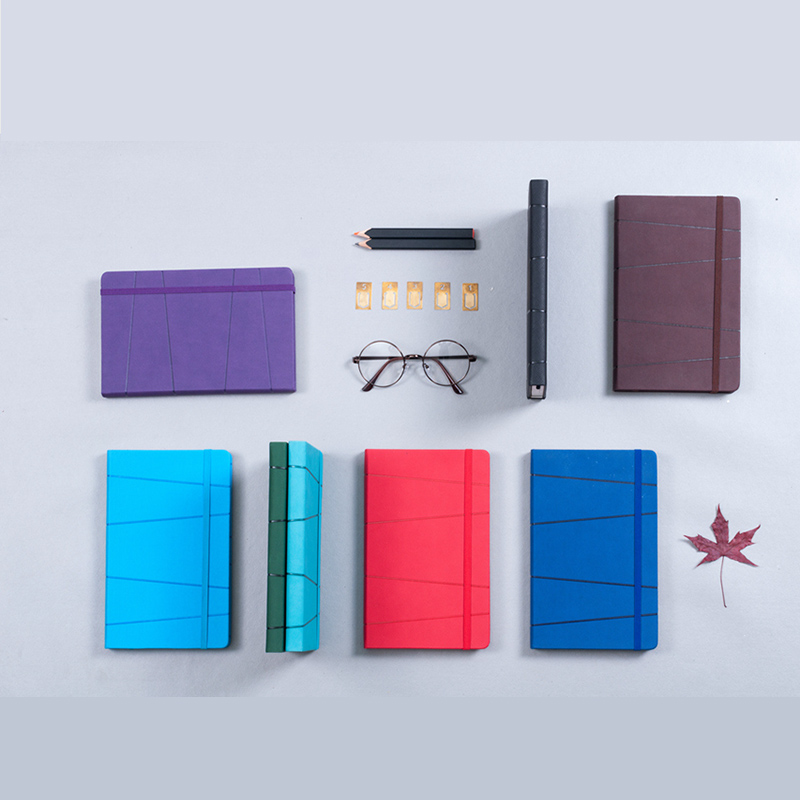 Traveler Notebook A5 Thick Horizontal Page Inside Hard Surface Straps Diary Creative Trend New Stationery 2017 Vintage Notebook 140 page note paper creative fruit design