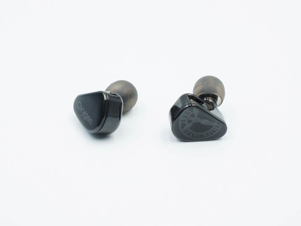 TANCHJIM Oxygen Dynamic Driver 2pin 0 78mm HiFi Audiophile In ear Earphone IEMs