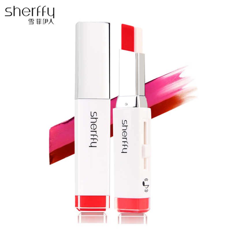Long Lasting Lipsticks Atacado Contrast Color Balm Makeup Revolution Hot Kit Batom Lip Tint Change Color Moisturizing Lips Candy