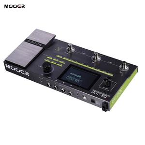 Image 3 - MOOER GE200 Amp моделирование и многофункциональные эффекты 55 высококачественных моделей усилителей аксессуары для педалей гитарных эффектов