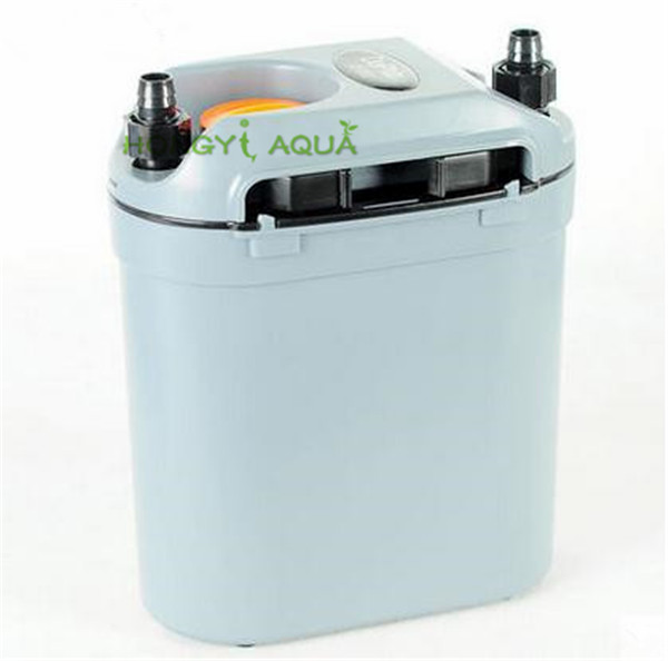 1 шт. пластик dophin cf300 фильтр ведро аквариум ультра-тихий фильтр трава креветки бака небольшой аквариум быть применимы