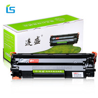 1pcs CE285A 85a 285a CB435A 435A Toner Cartridge Compatible for HP P1102 P1102W M1130 M1132 M1134 M1212 M1214 for Canon mf3010