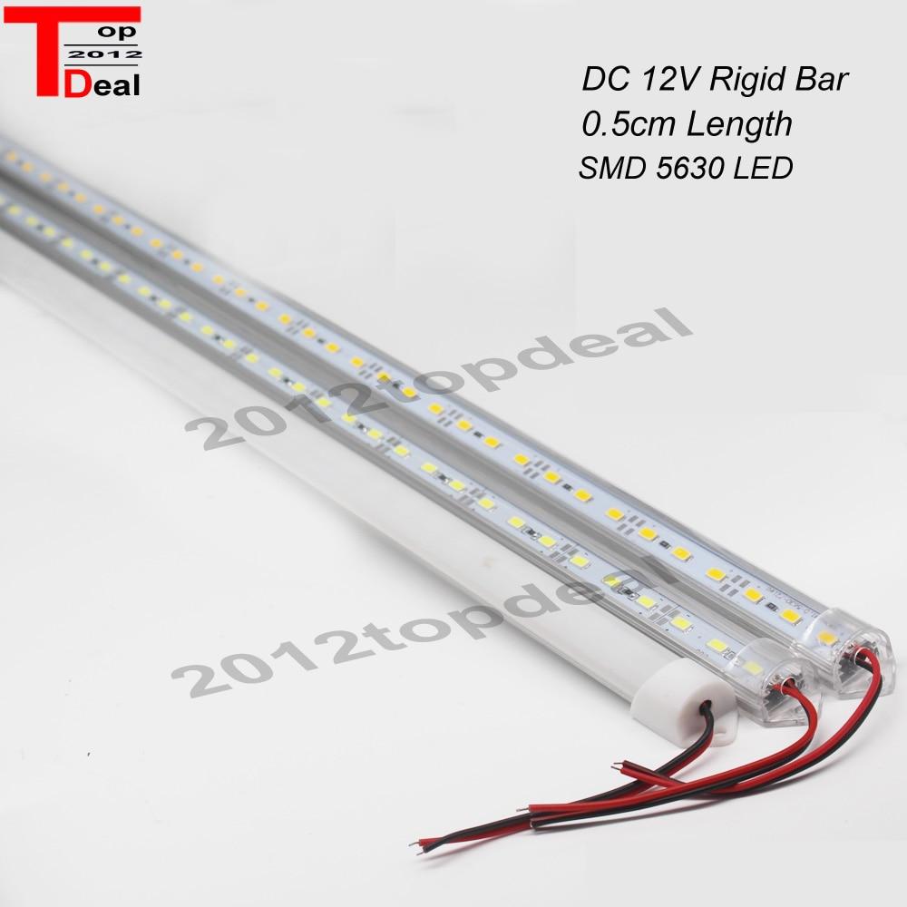 Led Rigid Strip Light 50cm 12v 36 Smd 7020 U Shape White Aluminum Alloy Shell Cabinet Lamp Bar Diy Lights For Home Use More Discounts Surprises Led Lighting Led Strips