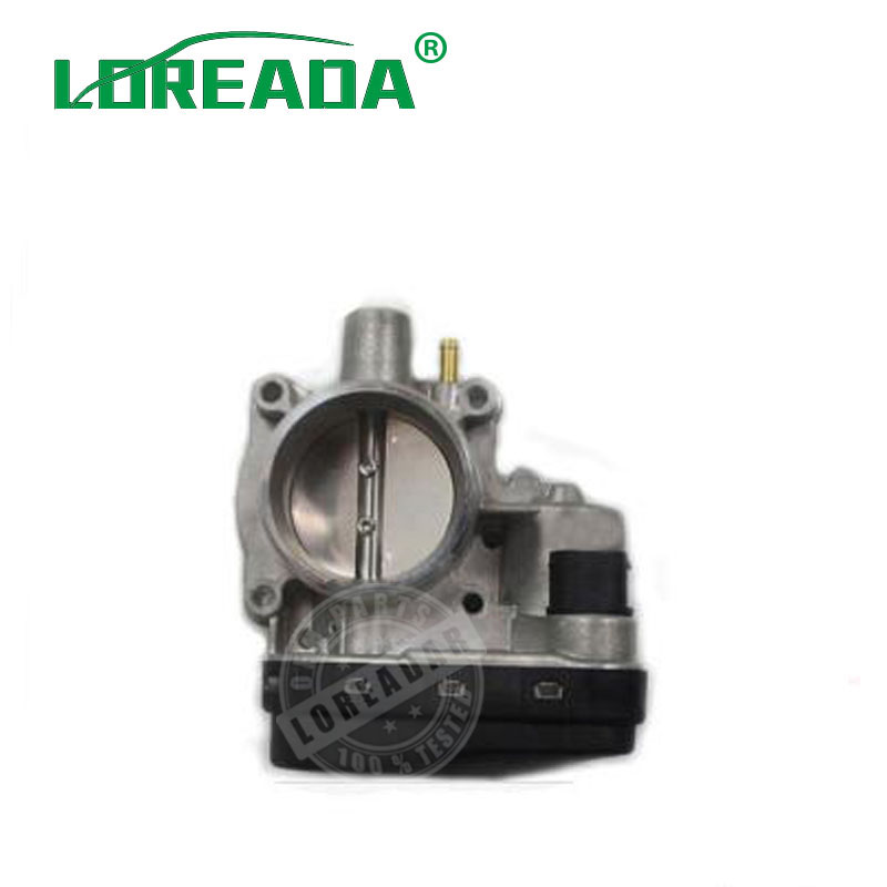 LOREADA Throttle body for Mercedes Benz 100 SsangYong 2.3 A1611413025 408238527001 New Throttle Vavle OEM Quality Fast Shipping lzone racing new throttle body for rsx dc5 civic si ep3 k20 k20a 70mm cnc intake throttle body performance jr6951