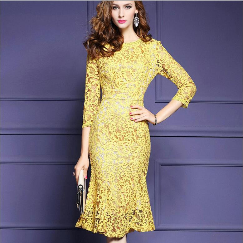 Club l plus dress 60th