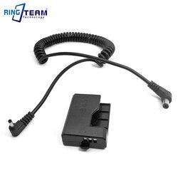 5525 moc banku kabel DC + LP-E10 DR-E10 łącznik do aparatów Canon EOS 1100D 1200D 1300D 1500D 3000D 4000D X50 rebel T3 T5 T6