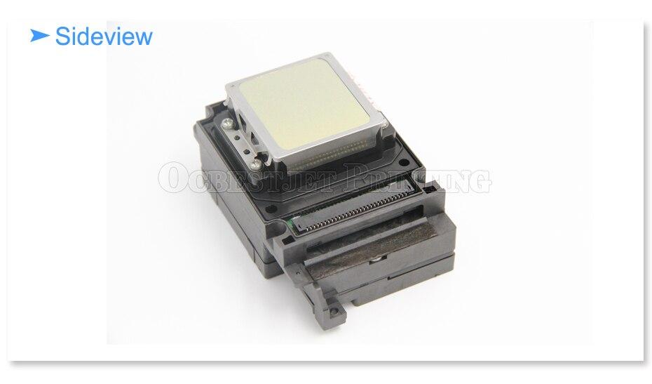 Impressão Da Cabeça de Impressão Para Epson
