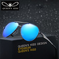 HOT New Brand fashion polarized sunglasses men Classic Retro Pilot Glasses Color Polaroid lenses Driving women sunglasses