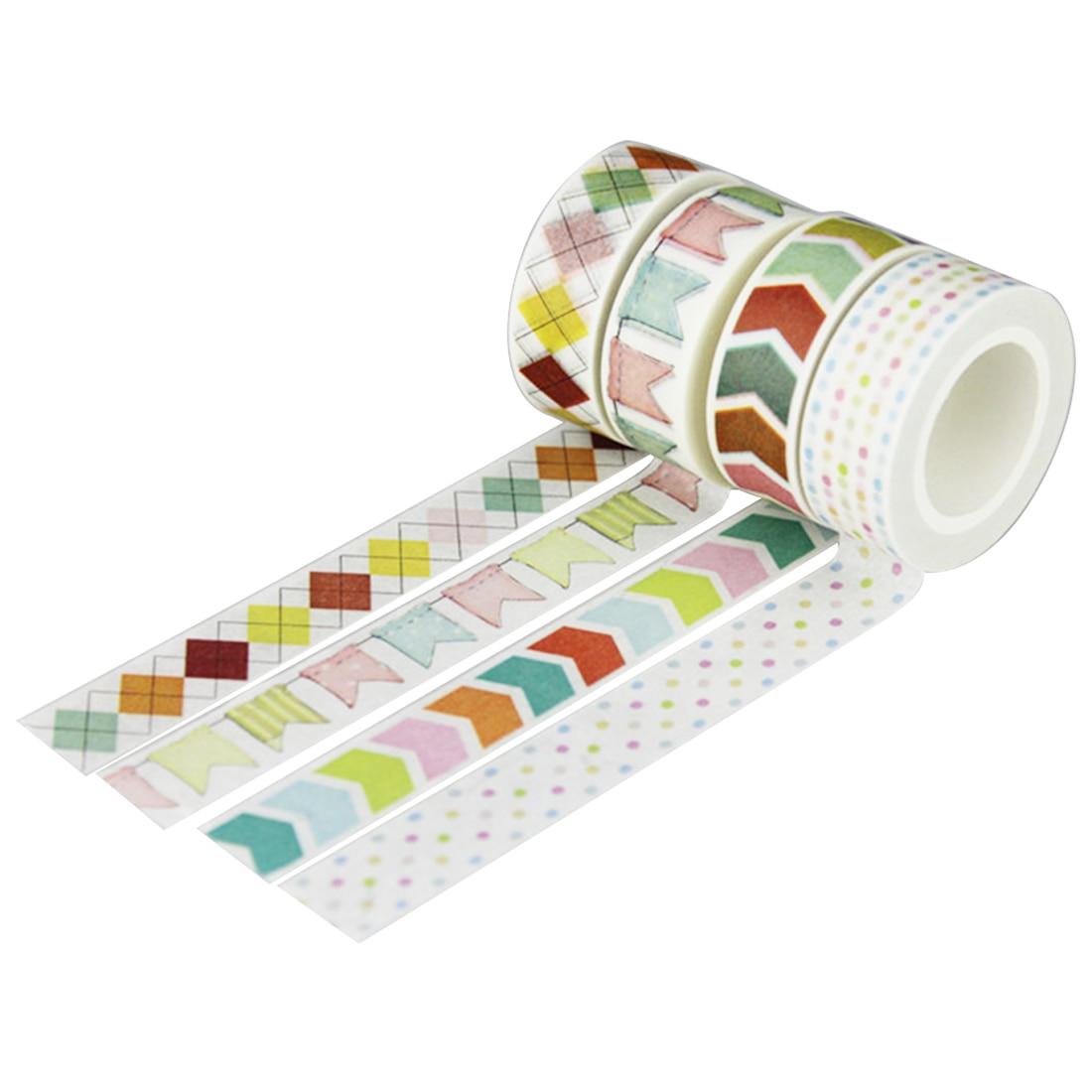 New Best Selling Designs Cute DIY Decorative Washi Tape ...