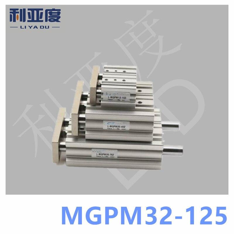 Tipo di SMC MGPM32-125 cilindro Sottile con asta MGPM 32-125 A Tre assi tre bar MGPM32 * 125 componenti Pneumatici MGPM32X125Tipo di SMC MGPM32-125 cilindro Sottile con asta MGPM 32-125 A Tre assi tre bar MGPM32 * 125 componenti Pneumatici MGPM32X125