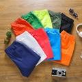 Nueva moda de verano Hombres y mujeres Sólidos Pantalones Cortos colores Del Caramelo delgado Beach Shorts Basculador casuales cortos diarios Size5XL